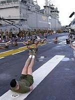 marines-flutter-kick