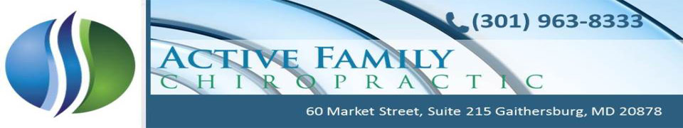 Active Family Chiropractic Banner